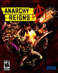 Игра Anarchy Reigns