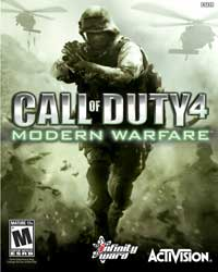 Игра Call of Duty 4: Modern Warfare (CoD4)