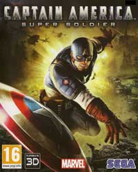 Игра Captain America: Super Soldier