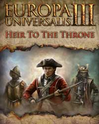 Игра Europa Universalis 3: Heir to the Throne