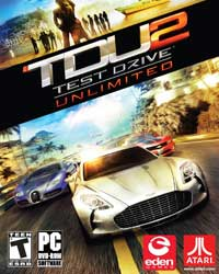 Игра Test Drive Unlimited 2