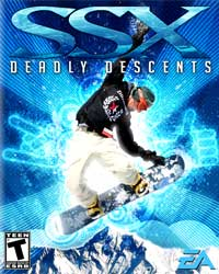 Игра SSX: Deadly Descents