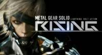 Metal Gear Solid: Rising выйдет в 2012