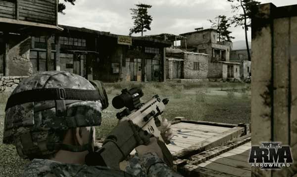 Скриншоты ArmA 2: Operation Arrowhead