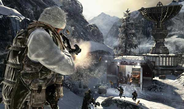 Скриншоты Call of Duty: Black Ops