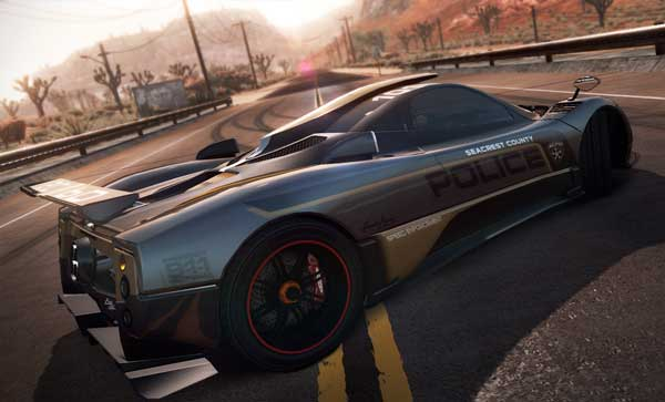Скриншоты Need for Speed: Hot Pursuit