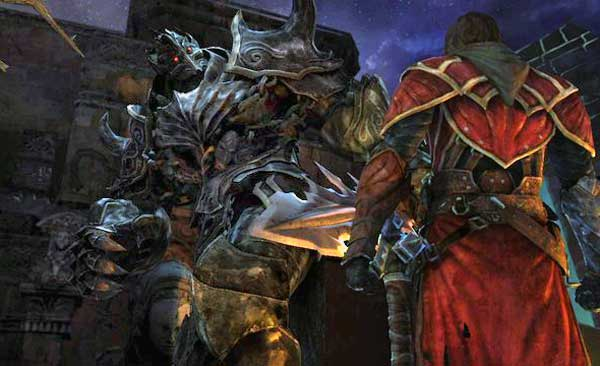 Скриншоты Castlevania: Lords of Shadow