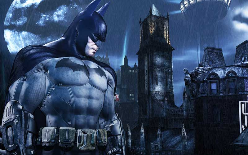 Скриншоты Batman: Arkham City