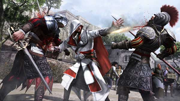 Скриншоты Assassin's Creed: Brotherhood