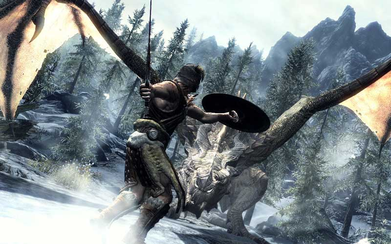 Скриншоты The Elder Scrolls 5: Skyrim
