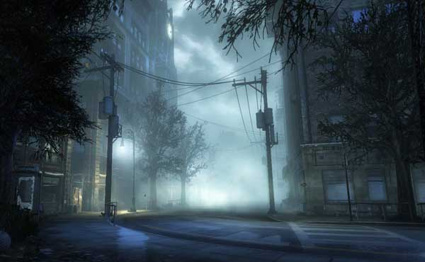 Скриншоты Silent Hill: Downpour