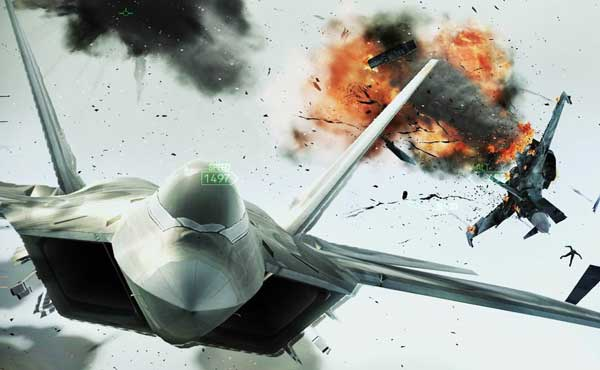 Скриншоты Ace Combat: Assault Horizon