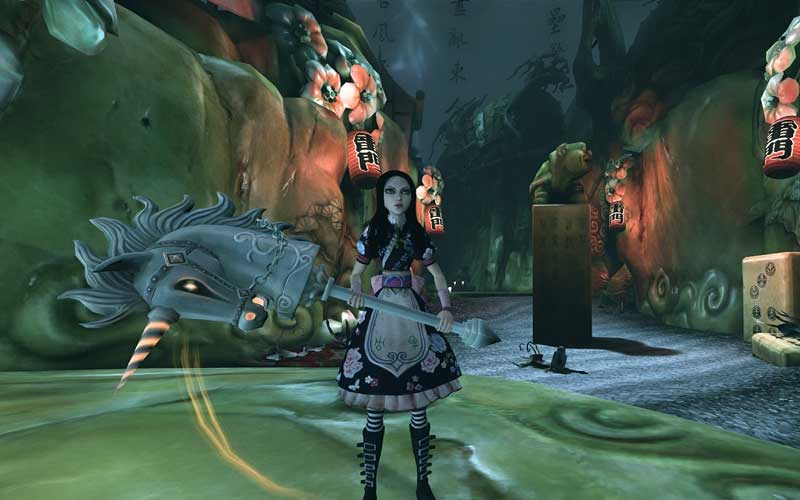 Скриншоты Alice: Madness Returns