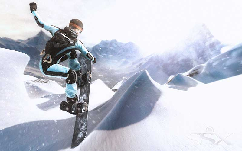 Скриншоты SSX: Deadly Descents