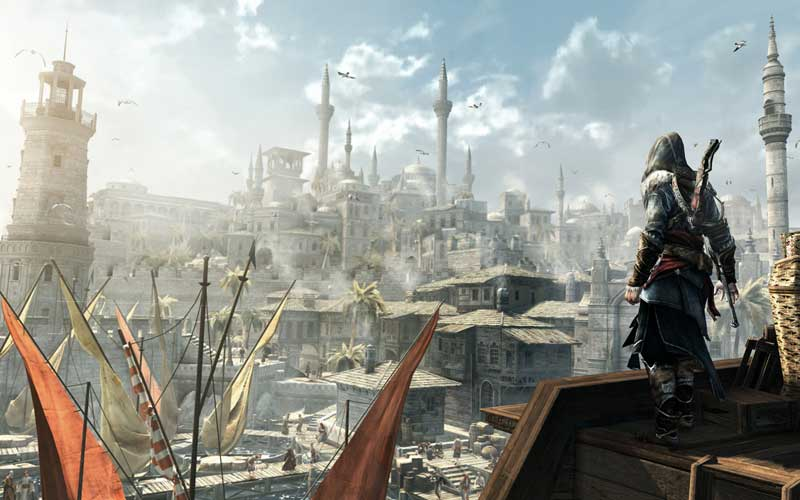 Скриншоты Assassin's Creed: Revelations