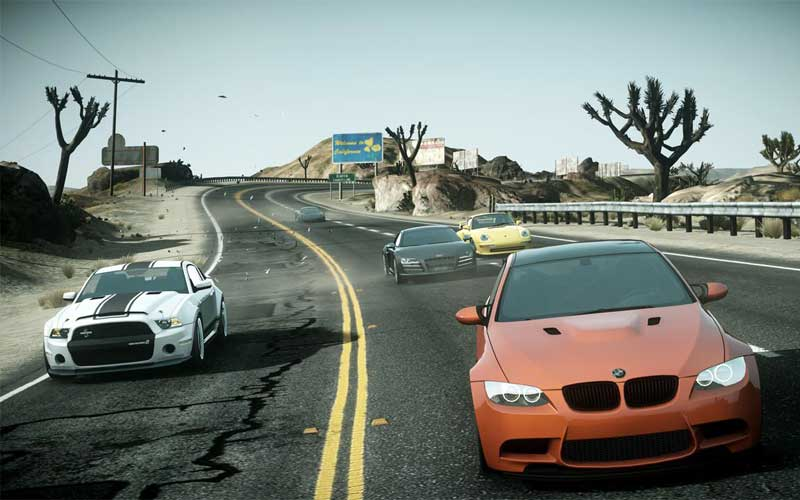 Скриншоты Need for Speed: The Run