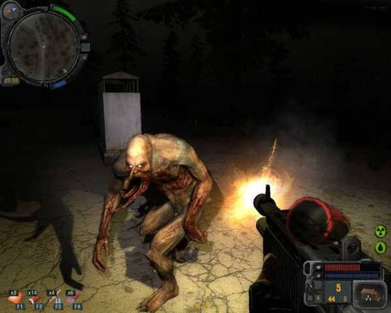 Скриншоты S.T.A.L.K.E.R.: Call of Pripyat
