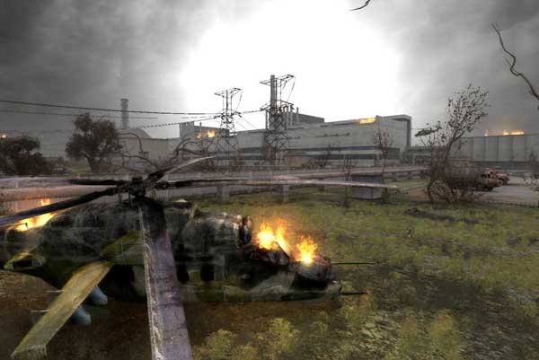 Скриншоты S.T.A.L.K.E.R.: Shadow of Chernobyl