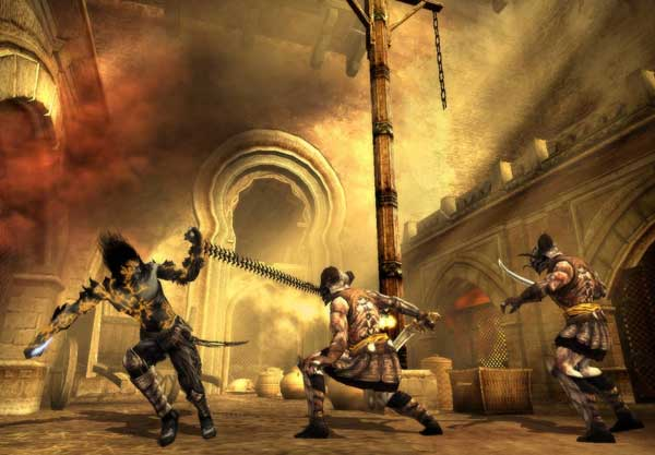 Скриншоты Prince of Persia: The Two Thrones