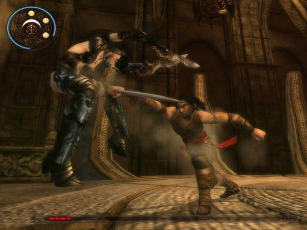 Скриншоты Prince of Persia: Warrior Within