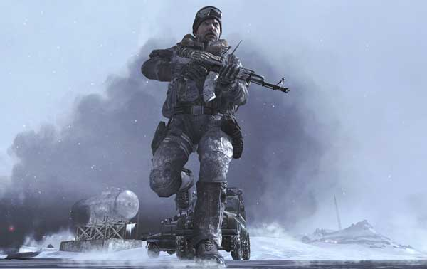 Скриншоты Call of Duty: Modern Warfare 2