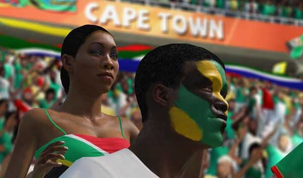 Скриншоты 2010 FIFA World Cup South Africa