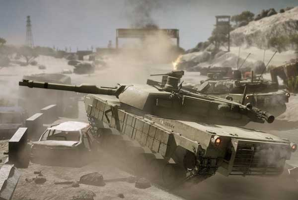 Скриншоты Battlefield: Bad Company 2