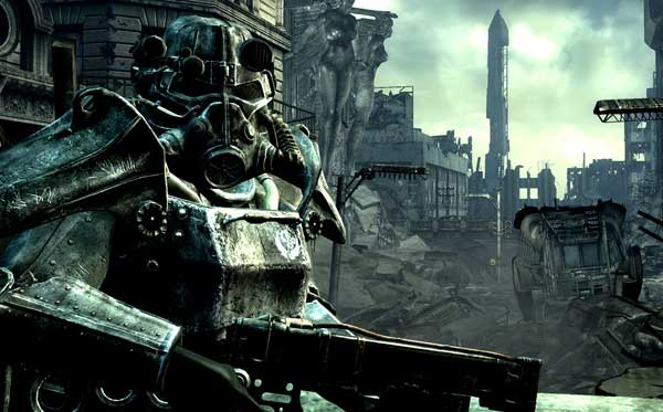 Скриншоты Fallout 3
