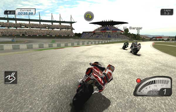 Скриншоты SBK X: Superbike World Championship