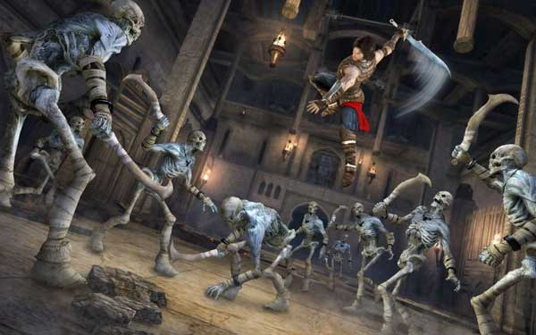 Скриншоты Prince of Persia: The Forgotten Sands