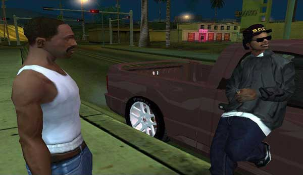 Скриншоты Grand Theft Auto: San Andreas