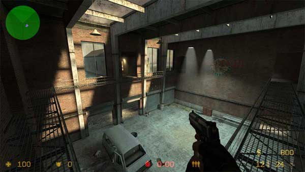 Скриншоты Counter-Strike: Source