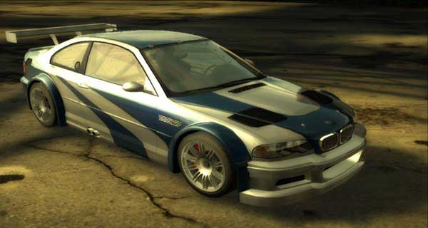 Скриншоты Need for Speed: Most Wanted