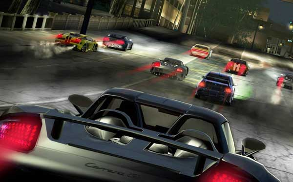 Скриншоты Need for Speed: Carbon