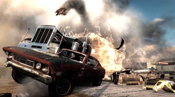 Скриншоты FlatOut: Ultimate Carnage