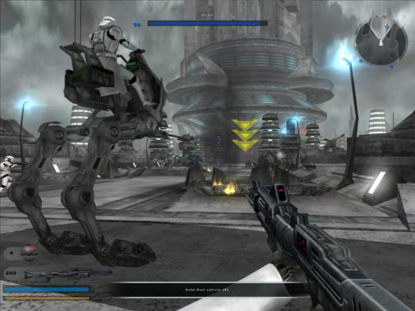 Скриншоты Star Wars: Battlefront 2