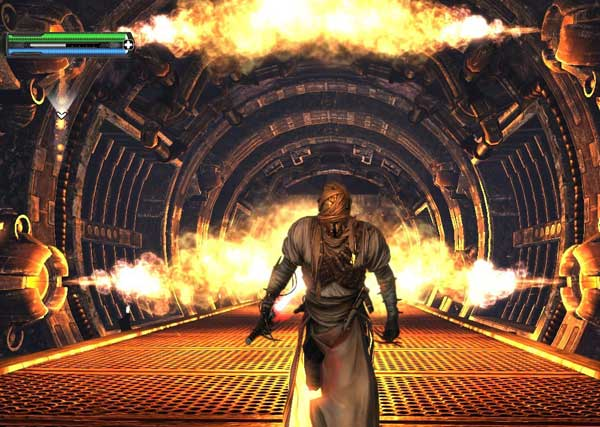 Скриншоты Star Wars: The Force Unleashed