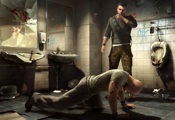 Скриншоты Tom Clancy Splinter Cell: Conviction