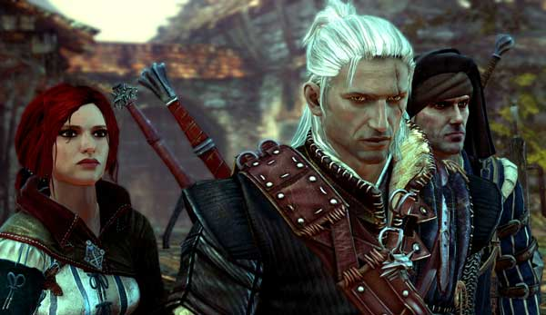 Скриншоты The Witcher 2: Assassins of Kings