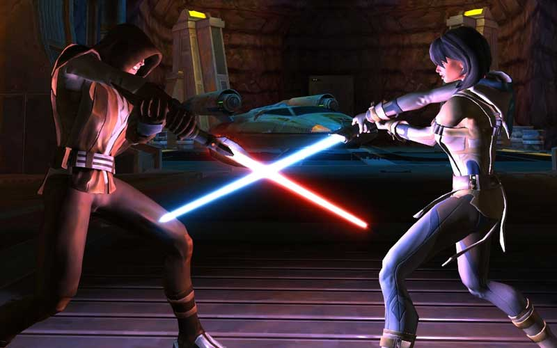 Скриншоты Star Wars: The Old Republic