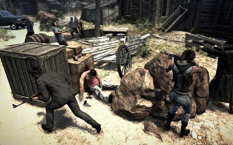Скриншот Call of Juarez: The Cartel