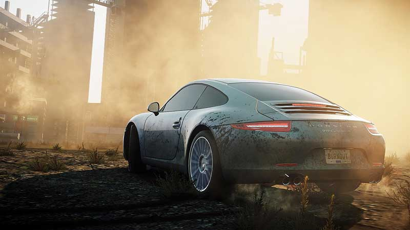 Скриншот Need for Speed: Most Wanted 2012 (NFS)