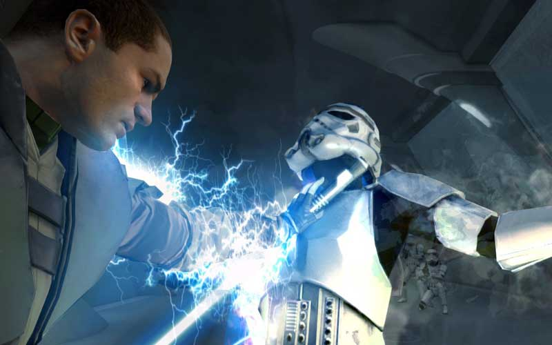 Скриншот Star Wars: The Force Unleashed 2 (SW)