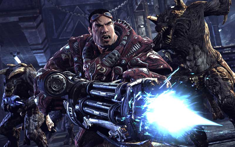 Скриншот Unreal Tournament 3