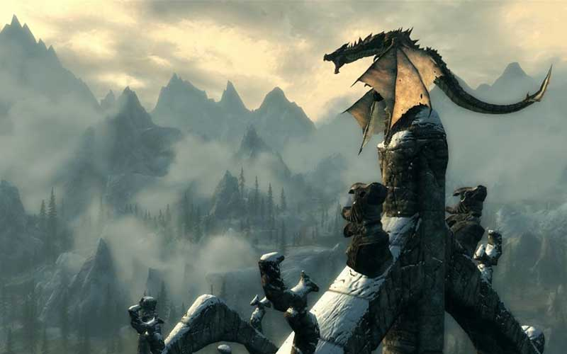 Скриншот The Elder Scrolls 5: Skyrim (TES V)